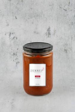 Zennup - Bursa Ev Salçası 600 gr