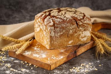 Zennup - Ekşi Mayalı %100 Çavdar Ekmeği 600 gr