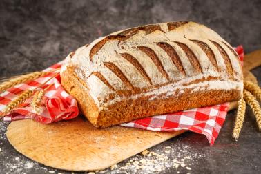 Zennup - Ekşi Mayalı Tam Buğday Ekmek 1000 gr