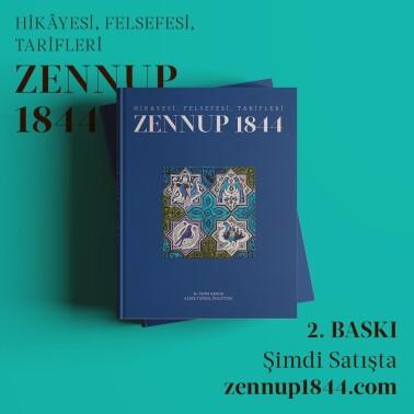 Zennup1844 - ZENNUP1844 YEMEK KİTABI